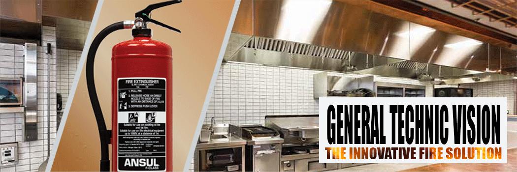 Restaurant & Kitchen Extinguishers